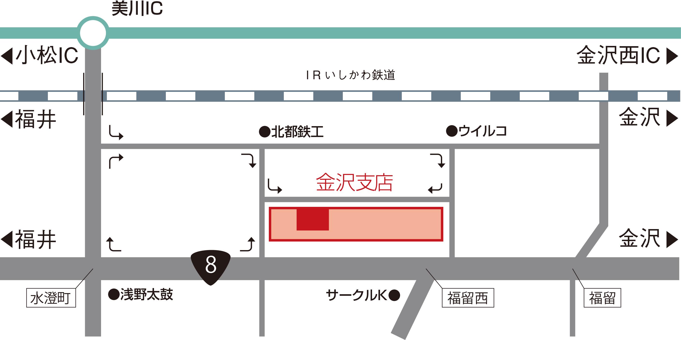 金沢ハリタマップ
